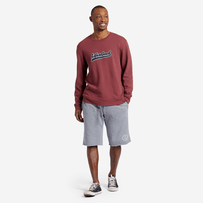 Men's Ballyard Script Simply True Crew