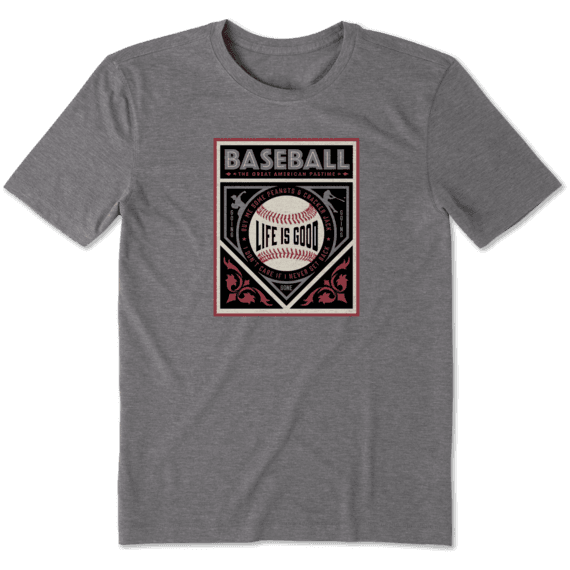 Men's Baseball Manifesto Cool Tee