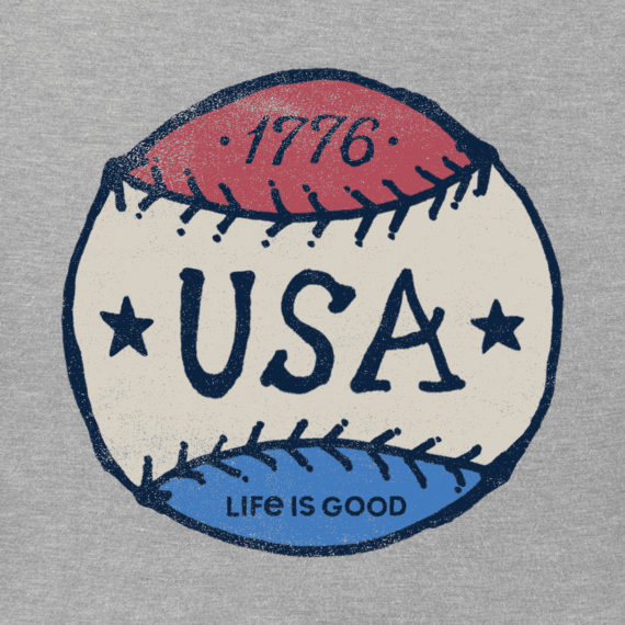 Men's Baseball USA Crusher Tee