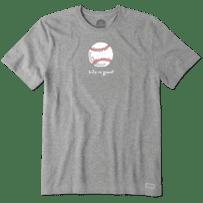 Men's Baseball Vintage Crusher Tee