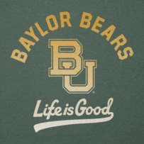 Men's Baylor Bears Gradient Tailwhip Cool Tee