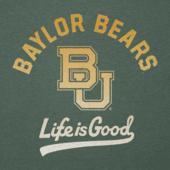 Men's Baylor Bears Gradient Tailwhip Cool Tee