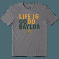 Men's Baylor Bears LIG Go Team Cool Tee