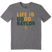 Men's Baylor Bears LIG Go Team Cool Tee