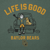 Men's Baylor Bears Tailgate Jake Cool Tee