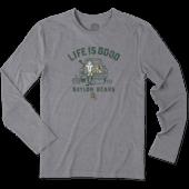Men's Baylor Tailgate Jake Long Sleeve Tee