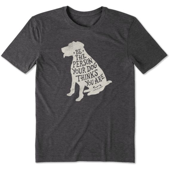 Men's Be You Dog Cool Tee