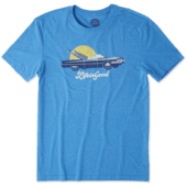 Men's Beach Caddy Cool Tee