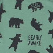 Men's Bear Boxer Pack Boxer Brief Set