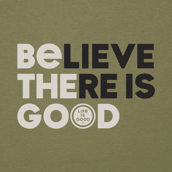Men's LIG Believe There Is Good Cool Tee
