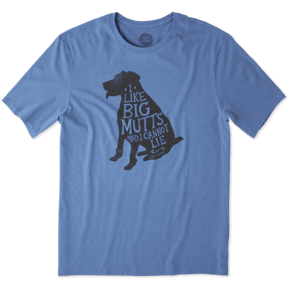 Men's Big Mutts Smooth Tee