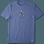 Men's Bike Jake Vintage Crusher Tee