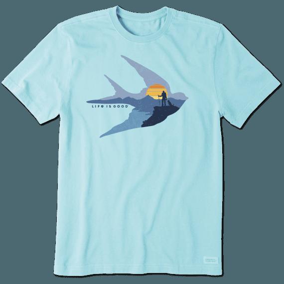 Men's Bird Vista Crusher Tee
