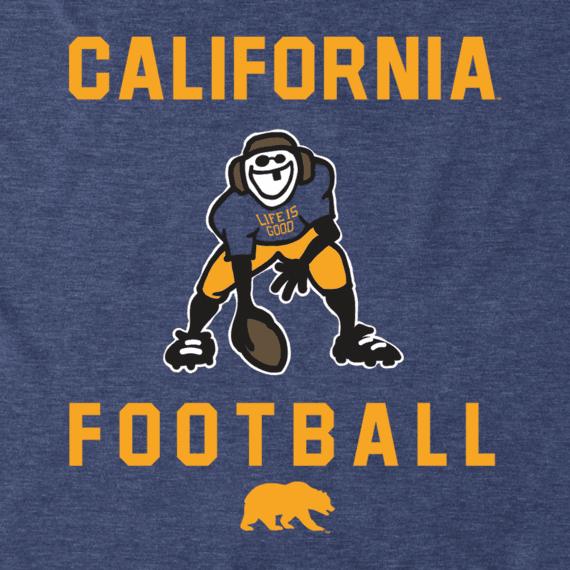 Men's California Golden Bears Football Jake Cool Tee