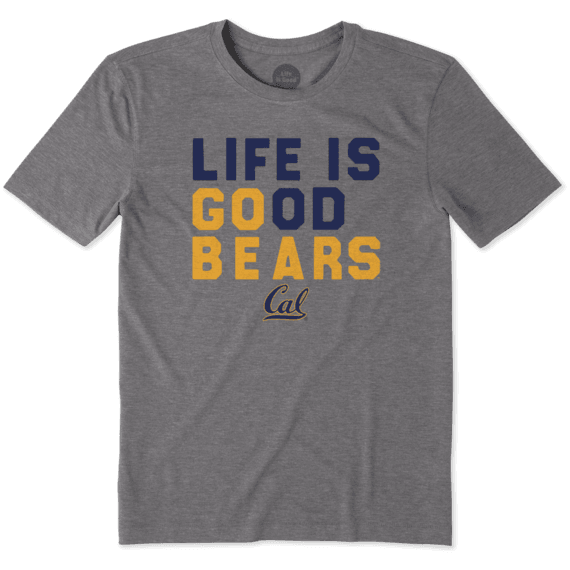 Men's California Golden Bears LIG Go Team Cool Tee