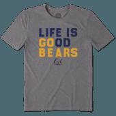 Men's California Golden Bears LIG Go Team Cool Tee