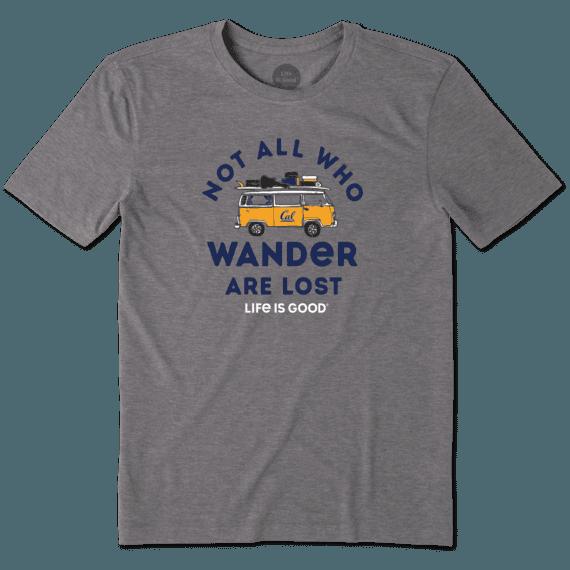 Men's California Golden Bears Retro Van Cool Tee
