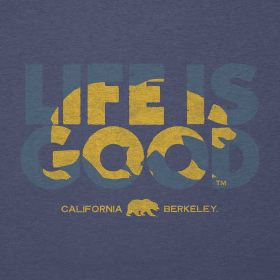 Men's California Life is Good Cool Tee