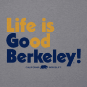 Men's California Life is Good Long Sleeve Cool Tee