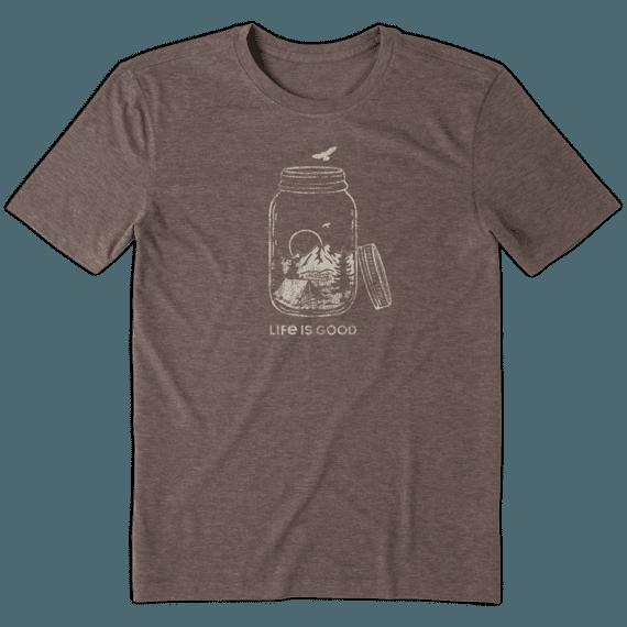 Men's Camp Jar Cool Tee