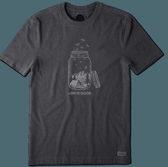 Men's Camp Jar Crusher Tee