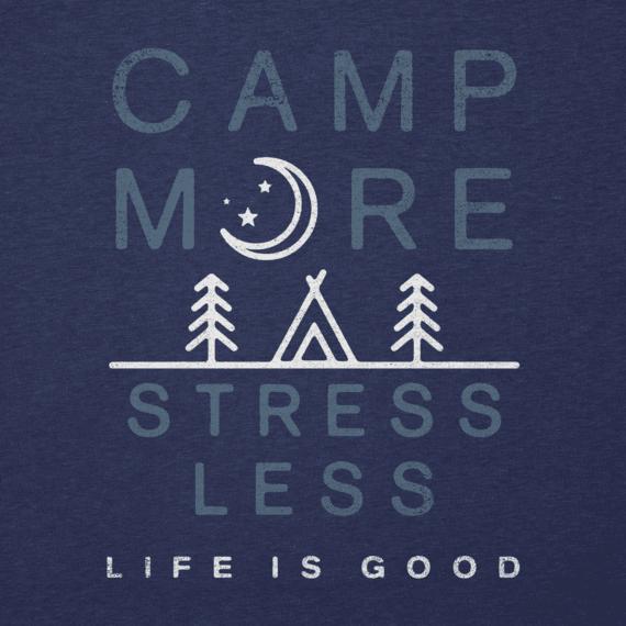 Men's Camp More Long Sleeve Cool Tee