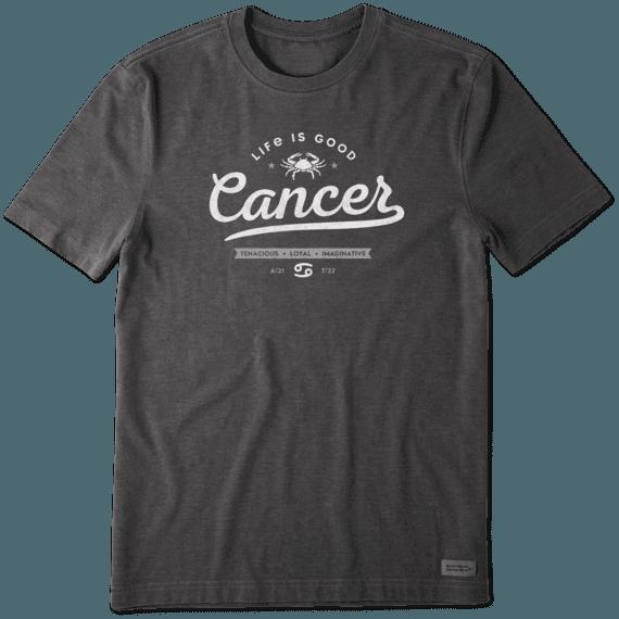 Men's Cancer Crusher Tee