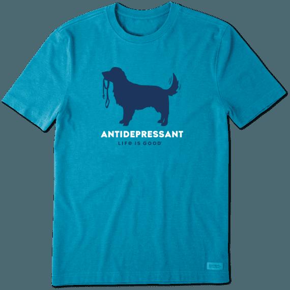 Men's Canine Antidepressant Crusher Tee