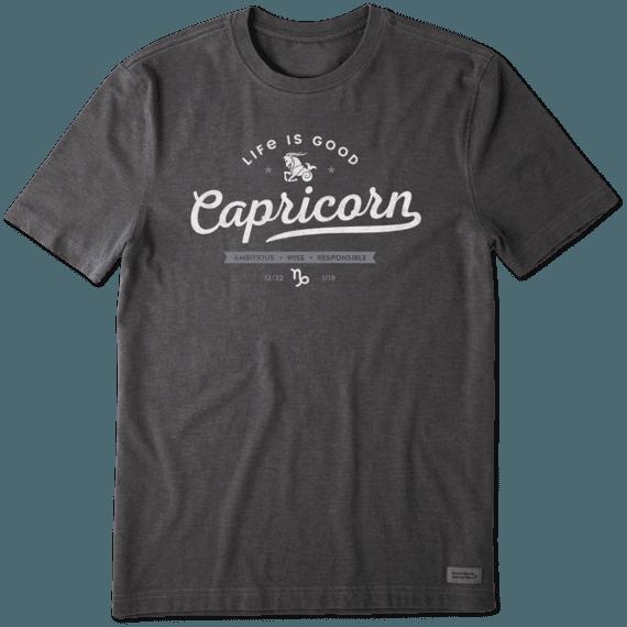 Men's Capricorn Crusher Tee