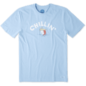 Men's Chillin' Beach Ball Crusher Tee