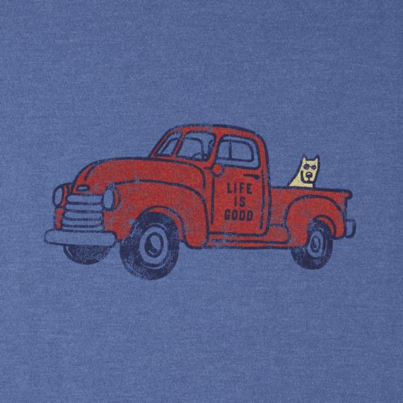 Men's Classic Truck Crusher Tee