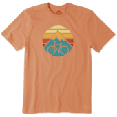 Men's Clean Mountain Bike Crusher Tee