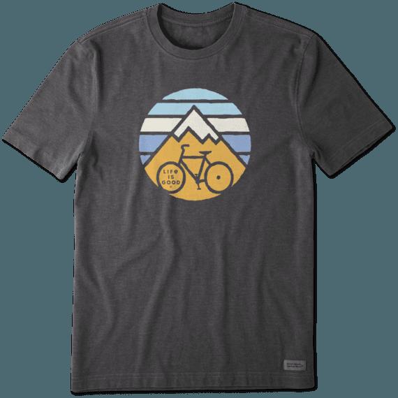 Men's Clean Mountain Bike Crusher Tee
