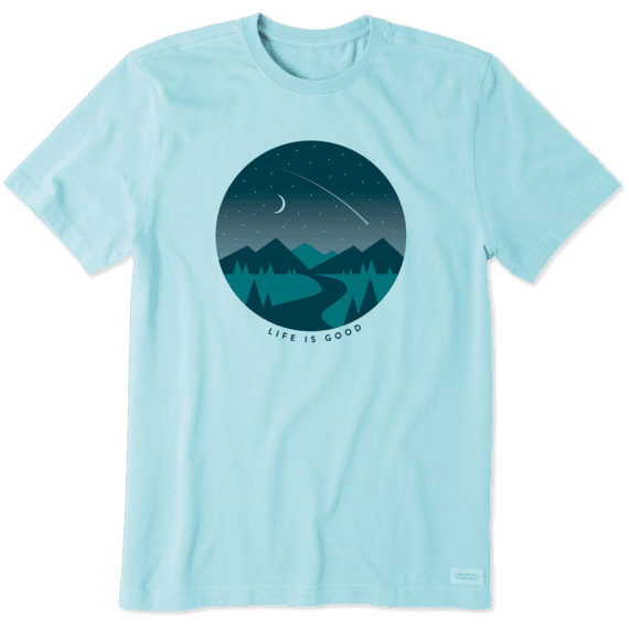 Men's Clear Night Crusher Tee