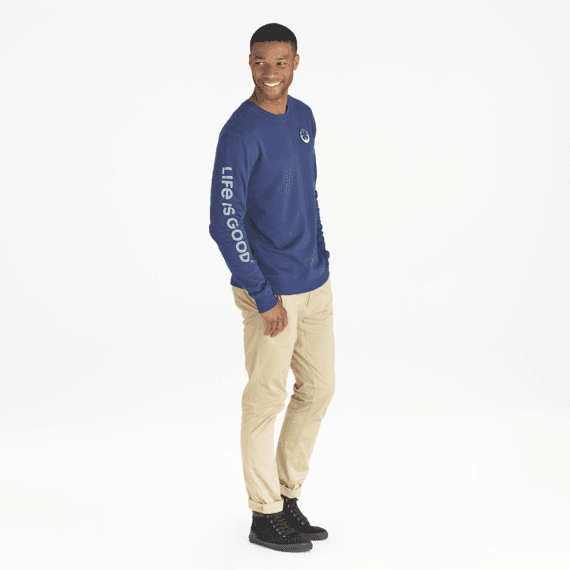 Men's Clover Patch Simply True Crew
