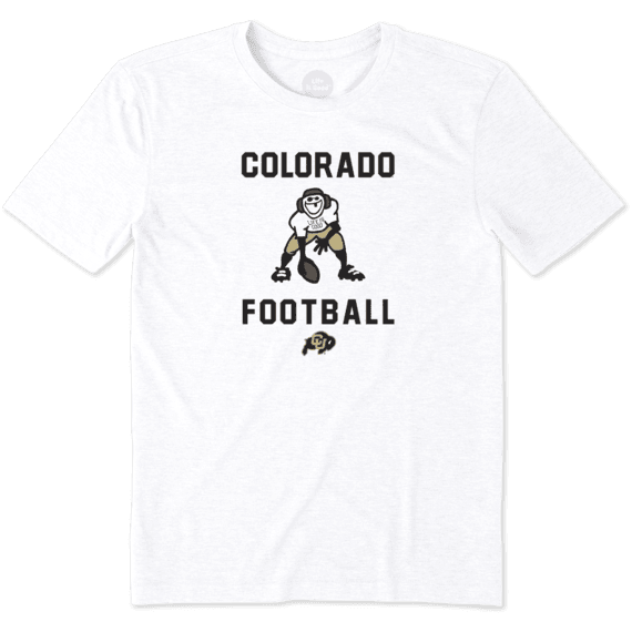 Men's Colorado Athlete Jake Cool Tee