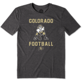 Men's Colorado Buffaloes Football Jake Cool Tee