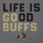 Men's Colorado Buffaloes LIG Go Team Cool Tee