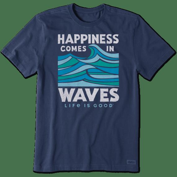 Men's Comes In Waves Crusher Tee