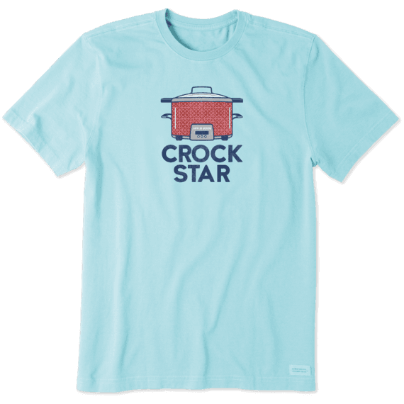 Men's Crock Star Crusher Tee