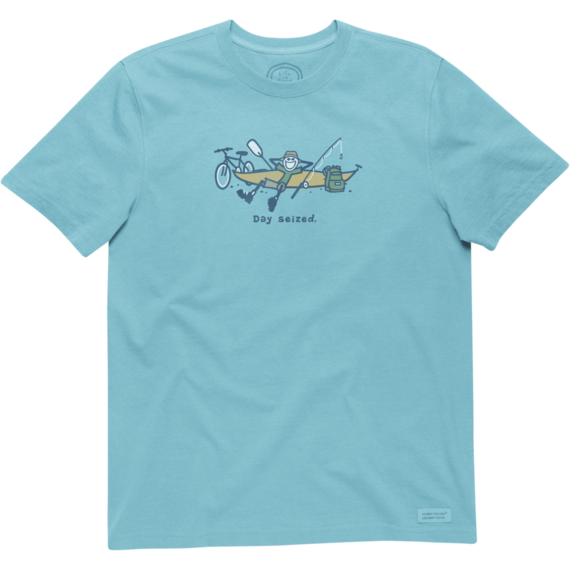 Men's Day Seized Crusher Tee