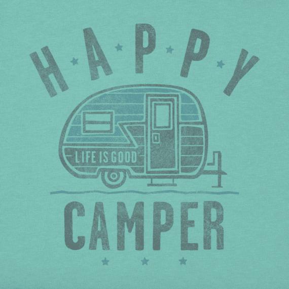Men's Happy Camper Crusher Tee