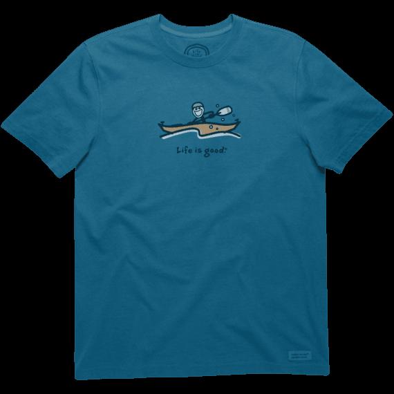 Men's Jake Kayak Crusher Tee