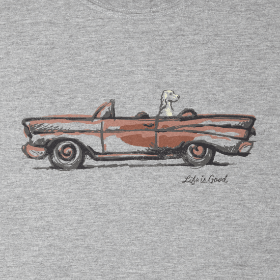 Men's Crusin' Dog Crusher Tee
