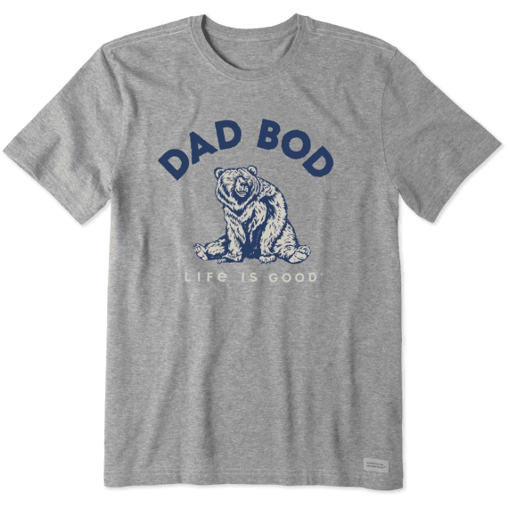 Men's Dad Bod Crusher Tee