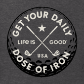 Men's Daily Dose Crusher Tee