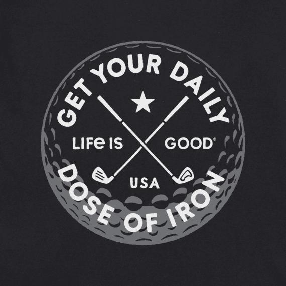 Men's Daily Dose of Iron Crusher Tee