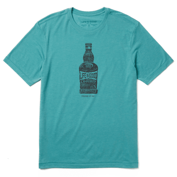 Men's Drink It Up Cool Tee