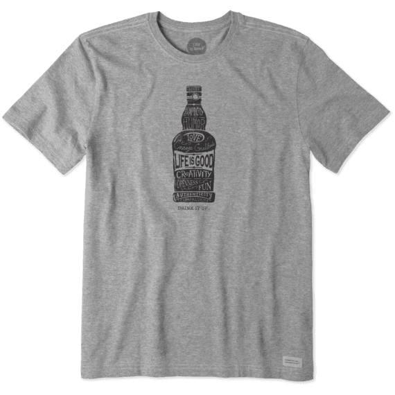 Men's Drink It Up Crusher Tee
