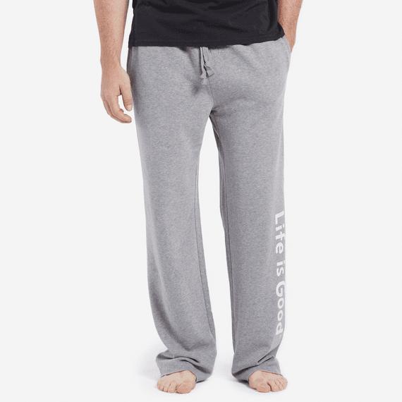 Men's Evolved Classic LIG Fleece Lounge Pant